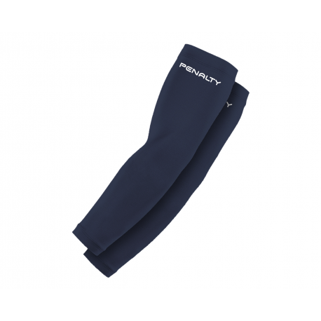 ARM SLEEVES MATIS navy blue  S