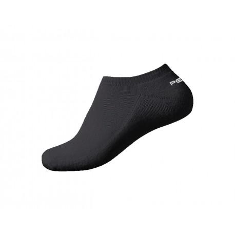 TENNIS SOCKS ANKLE 3 PAIRS 3 black  XL