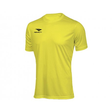 T- SHIRT MATIS TRAINING fluo yellow   XXXL