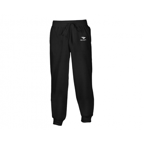 PANTS ERA WO black  S