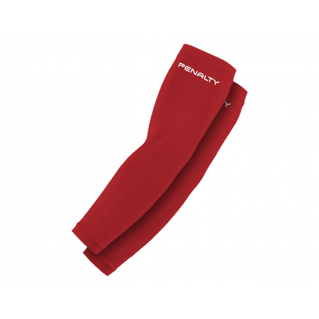 ARM SLEEVES MATIS red  XXL