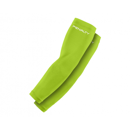 ARM SLEEVES MATIS lime green  XXL