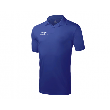 POLO BR 70 WO  royal blue  L