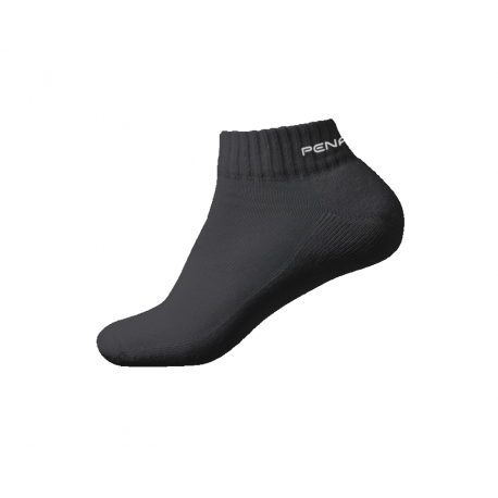 TENNIS SOCKS SHORT 3 PAIRS 3 black  M