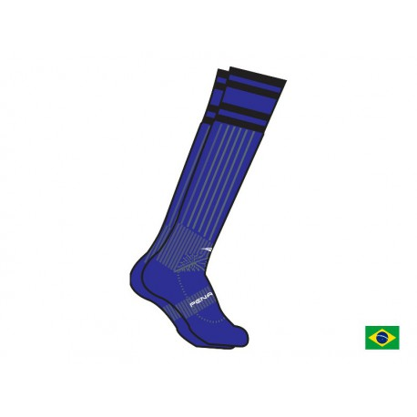 SOCCER SOCKS BR 70 royal blue  L