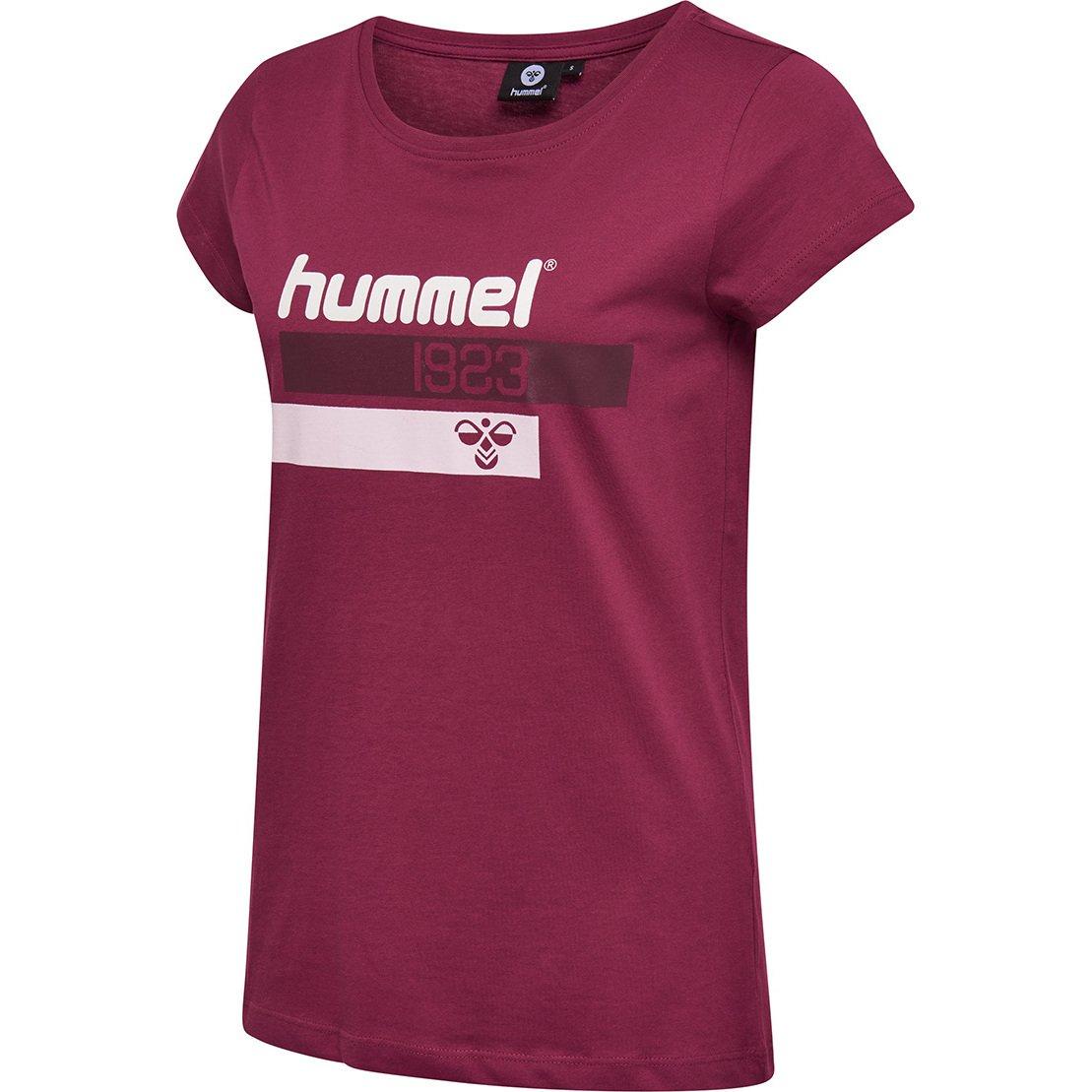 Hummel  JADE triko L (červená)