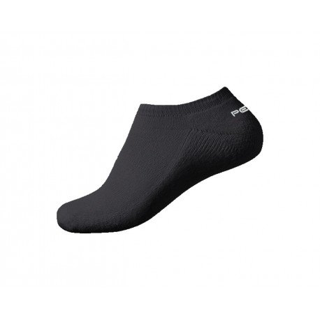 TENNIS SOCKS ANKLE 3 PAIRS 3 black  XL