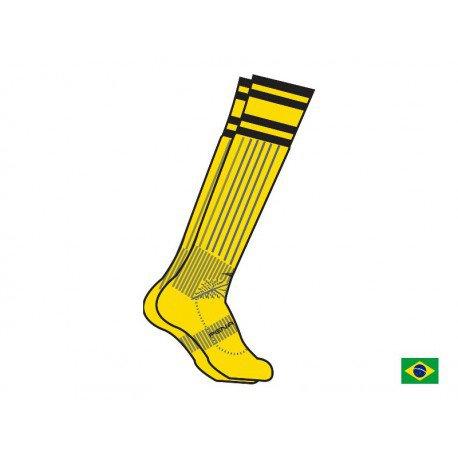 SOCCER SOCKS BR 70 yellow  L